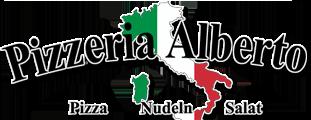 Logo Pizzeria Alberto Bochum